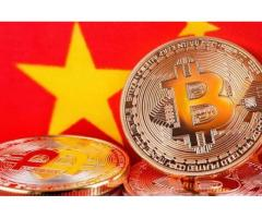 China is helping bitcoin mining
