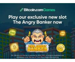 The Angry Banker Exclusive Game Play Online