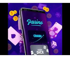 Pasino Crypto Game Casino Bitcoin