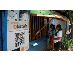 El Salvador buys its first 400 bitcoins