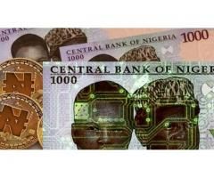 Nigerian president to present the country's central bank digital currency, eNaira